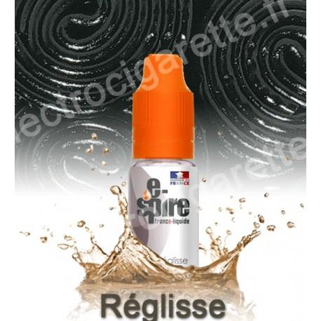 E-Spire Réglisse