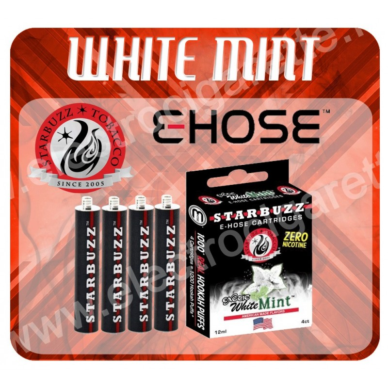 White Mint E-Hose