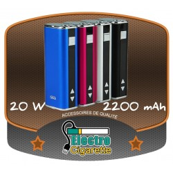 Kit iStick 20 Watts 2200 mAh