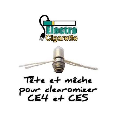 Mèche de rechange pour clearomizer CE4 V3