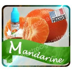 Mandarine - Français