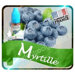 Myrtille - Français