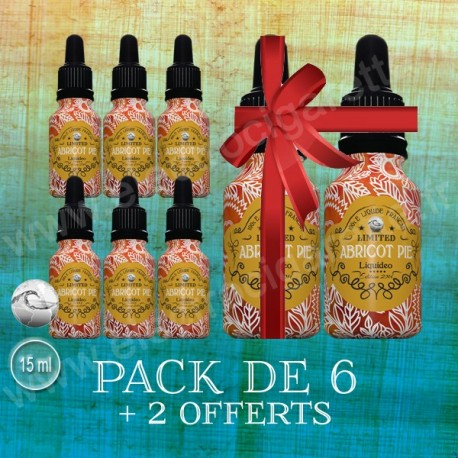 Pack de 6 flacons + 2 offerts - Best Seller - 15 ml