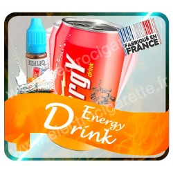 Energy Drink - Français