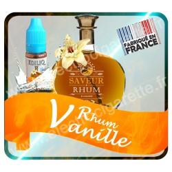 Rhum Vanille - Français