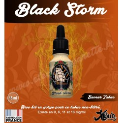 Black Storm - XBud - 15 ml
