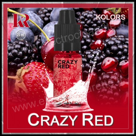Crazy Red - Roykin Kolors