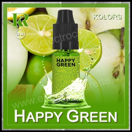 Happy Green - Roykin Kolors