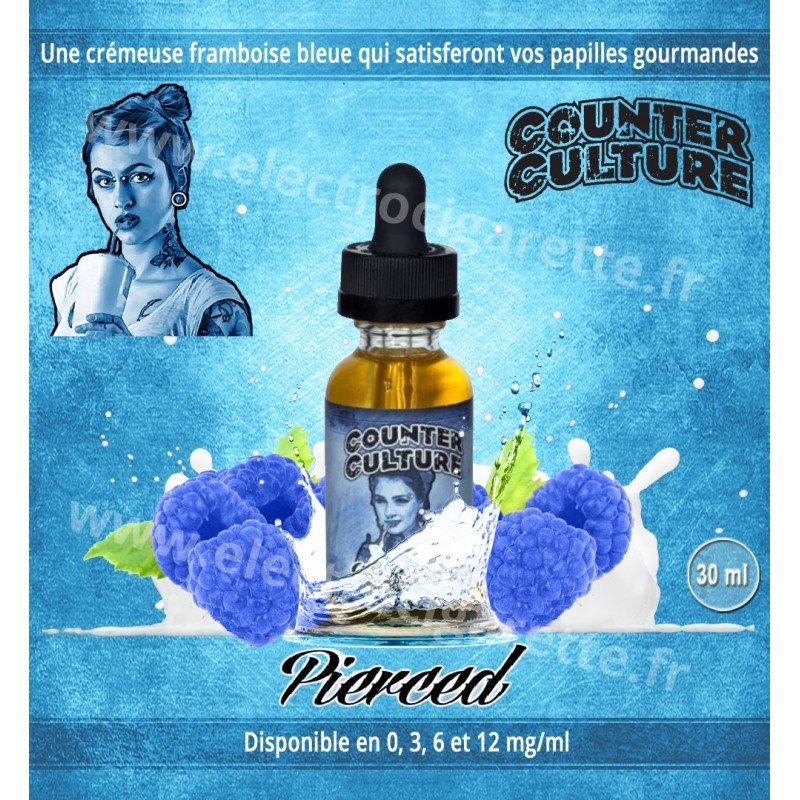 Pierced - Counter Culture - 30 ml