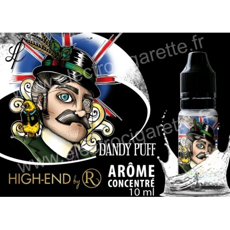 Dandy Puff - High-End de REVOLUTE - Arôme concentré