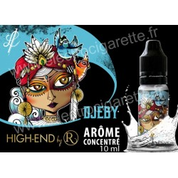 Djeby - High-End de REVOLUTE - Arôme concentré