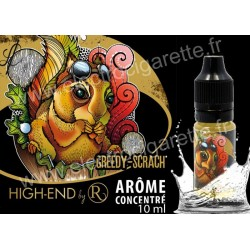 Greedy Scrach - High-End de REVOLUTE - Arôme concentré