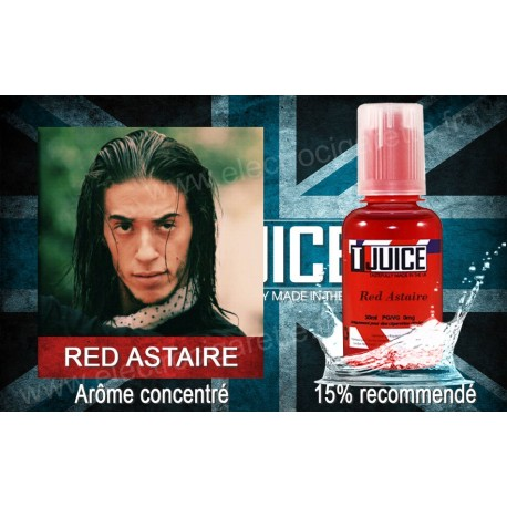 Red Astaire - T-Juice - Arôme concentré