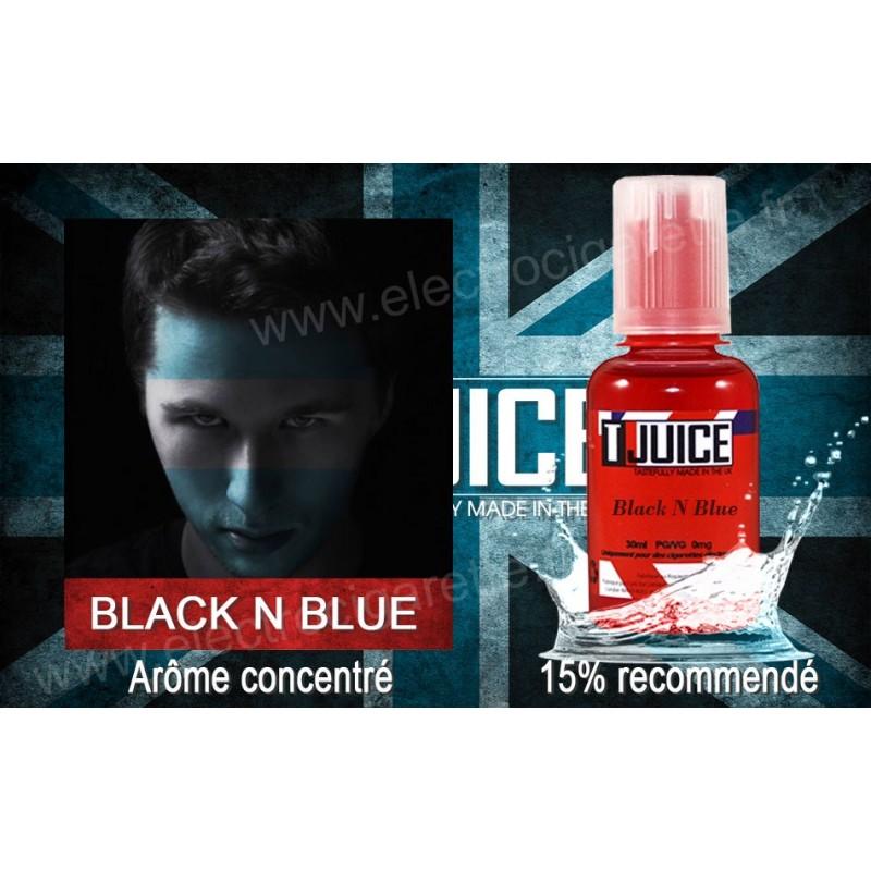 Black N Blue - T-Juice - Arôme concentré