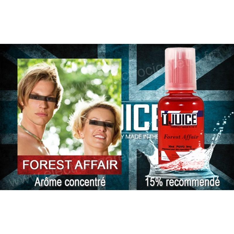 Forest Affair - T-Juice - Arôme concentré