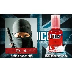 TY-4 - T-Juice - Arôme concentré