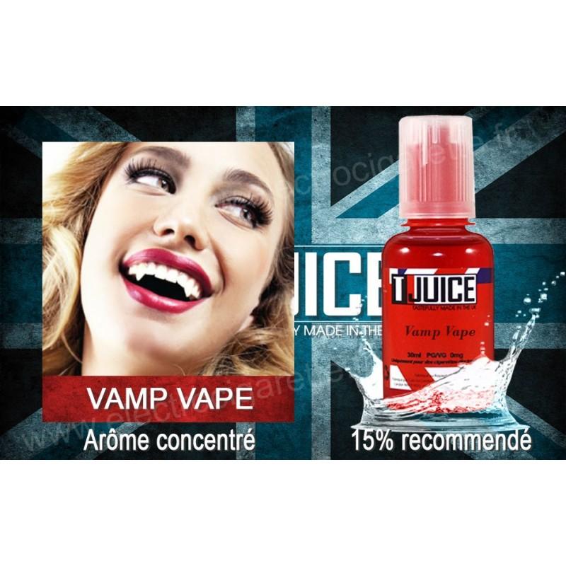 Vamp Vape - T-Juice - Arôme concentré