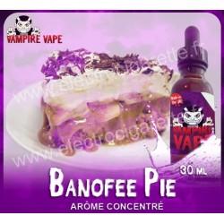 Banofee Pie - Vampire Vape - Arôme concentré