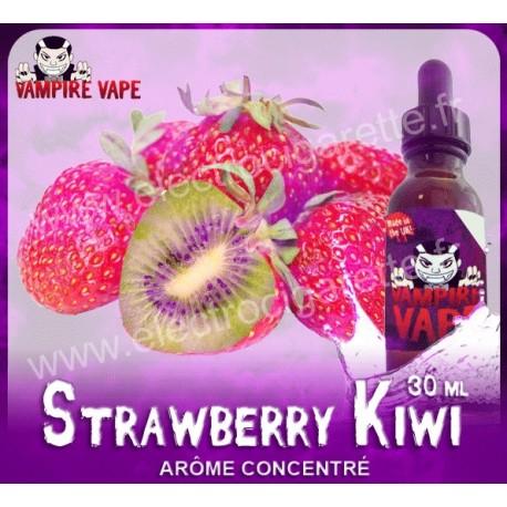 Strawberry Kiwi - Vampire Vape - Arôme concentré