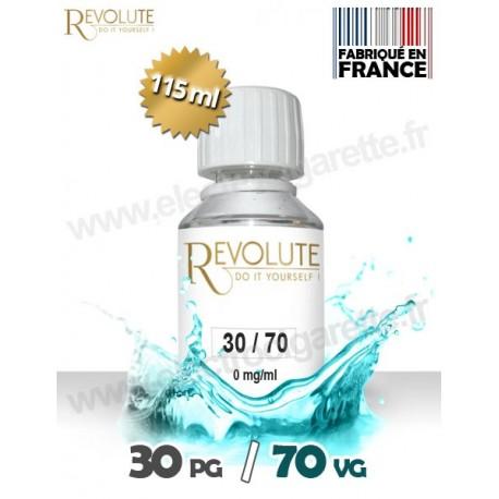 Base 30% PG / 70% VG - Revolute