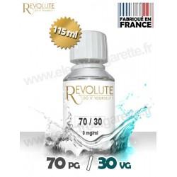 Base 70% PG / 30% VG - Revolute