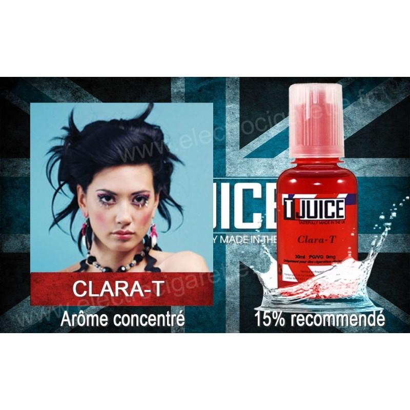Clara-T - T-Juice - Arôme concentré