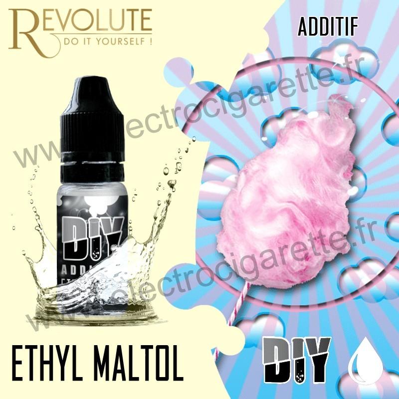 Ethyl Maltol - REVOLUTE - Additif