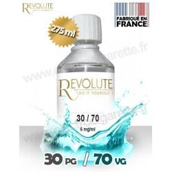 Base 30% PG / 70% VG - Revolute - 275 ml