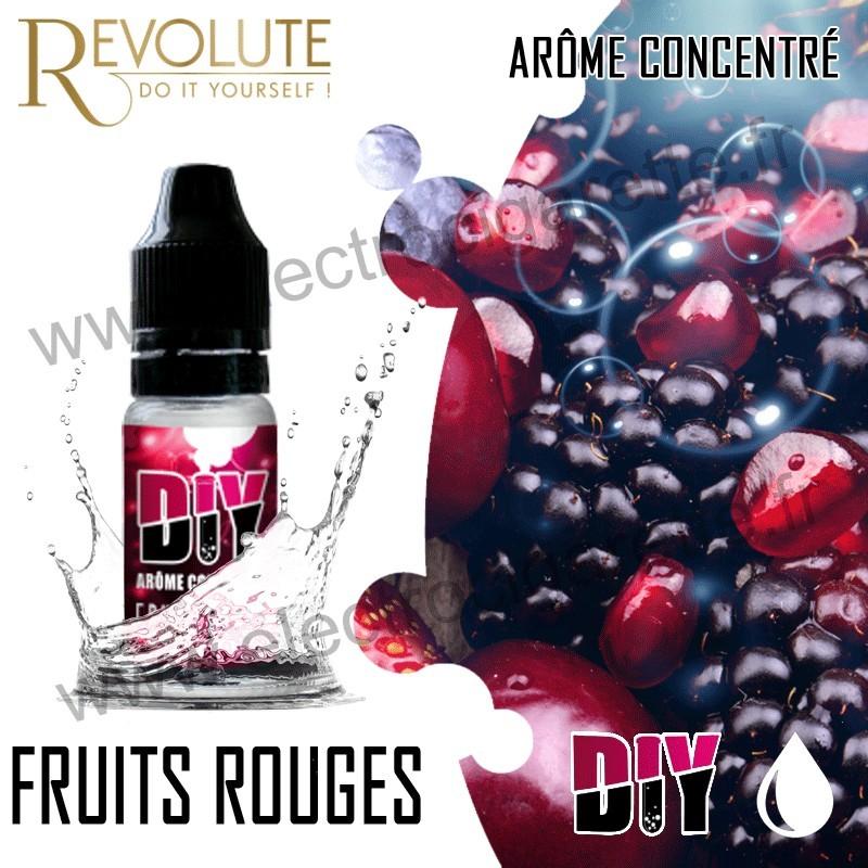 Fruits Rouge - REVOLUTE - Arôme concentré