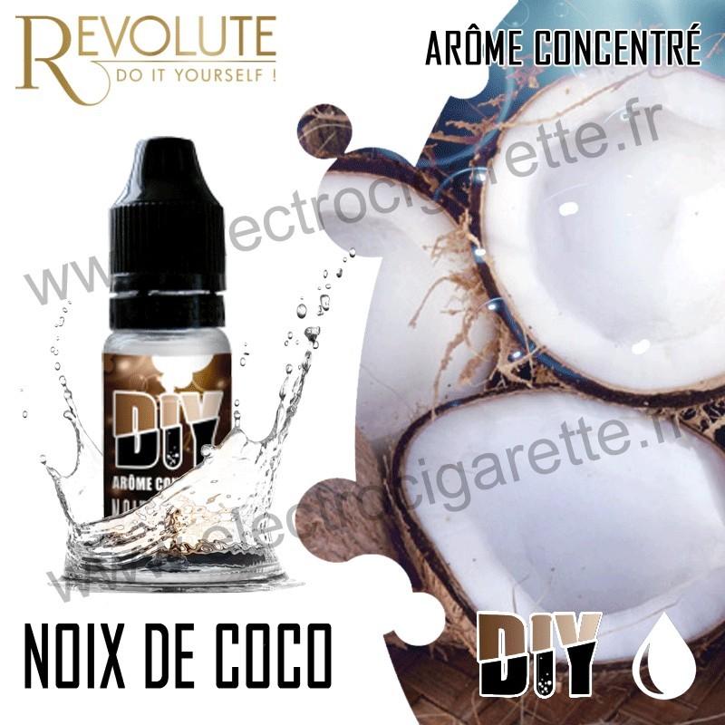 Noix de Coco - REVOLUTE - Arôme concentré