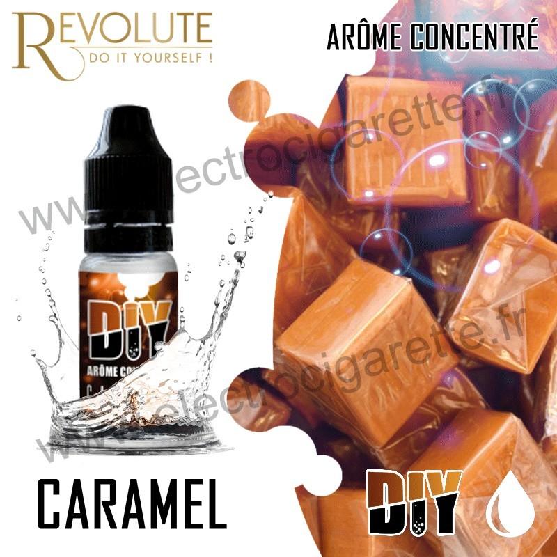 Caramel - REVOLUTE - Arôme concentré