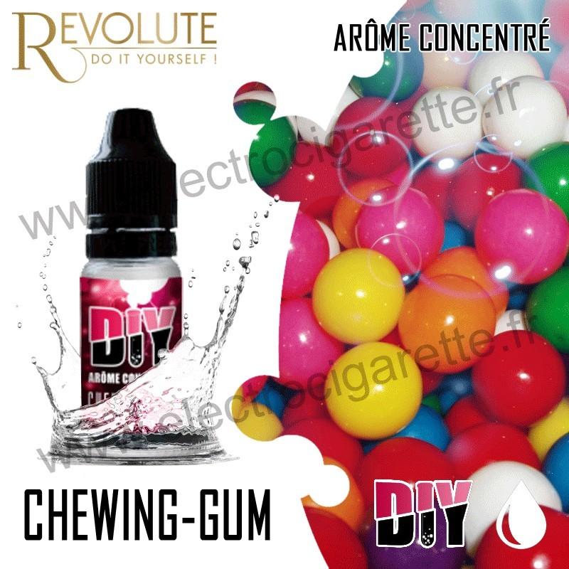 Chewing Gum - REVOLUTE - Arôme concentré