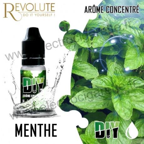 Menthe - REVOLUTE - Arôme concentré