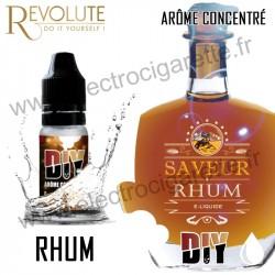 Rhum - REVOLUTE - Arôme concentré