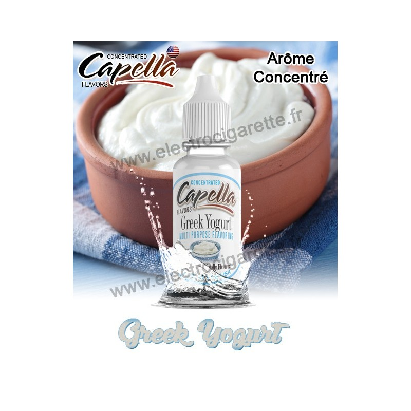 Creamy Yogurt - Capella Flavors Drops