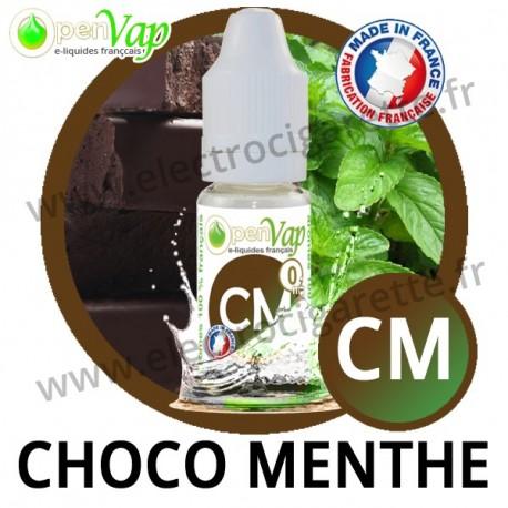 Choco Menthe - OpenVap