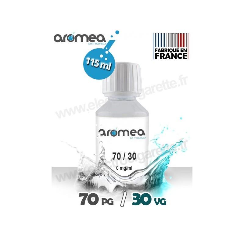 Base 70% PG / 30% VG - Aromea
