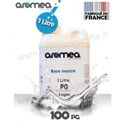 Base 100% PG - Aromea - 1 Litre