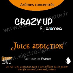 Juice Addiction - Aromea Crazy Up