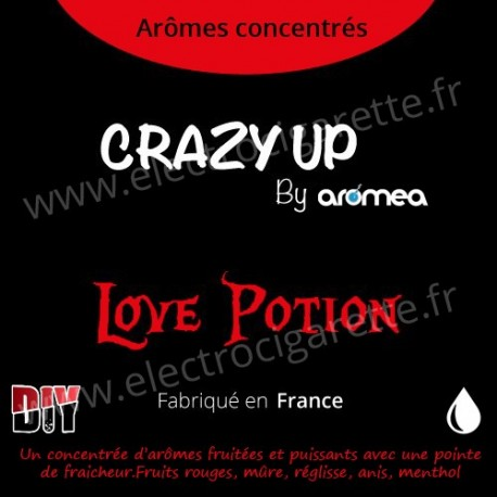 Love Potion - Aromea Crazy Up