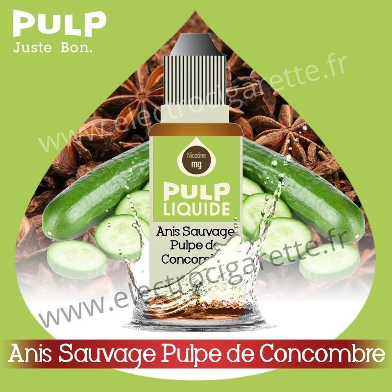Anis Sauvage Pulpe de Concombre - Pulp