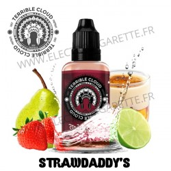 Strawdaddy's - Terrible Cloud - 30 ml