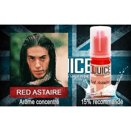 Red Astaire - T-Juice - Arôme concentré 10 ml