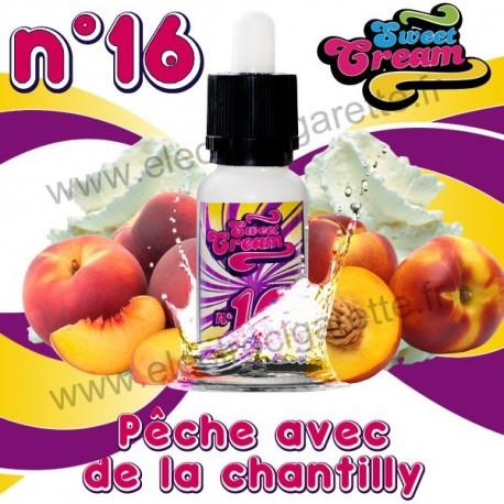 Sweet Cream N°16 - EliquidFrance