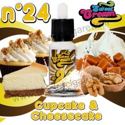 Sweet Cream N°24 - EliquidFrance