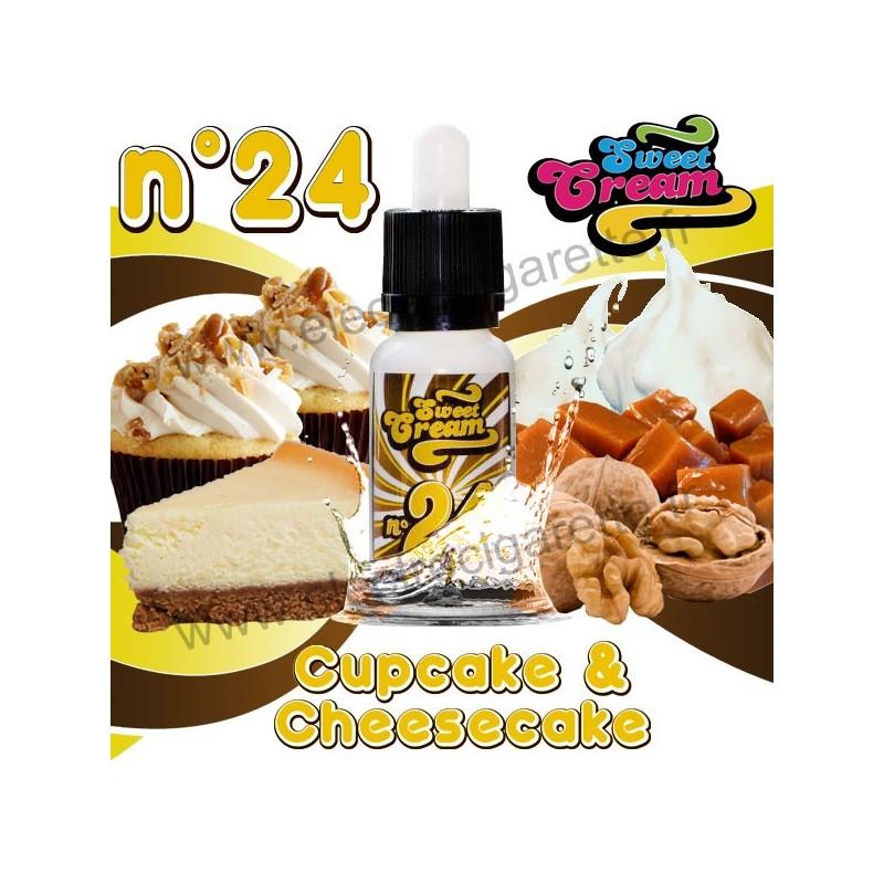 Sweet Cream N°24 - EliquidFrance