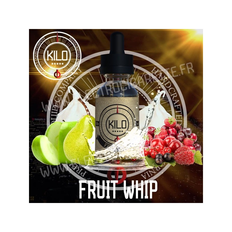 Fruit Whip - Kilo
