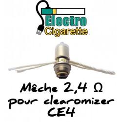 Mèche CE4 de rechange pour clearomiseur - Info