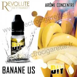 Banane US - REVOLUTE - Arôme concentré
