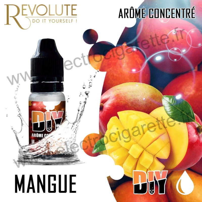 Mangue - REVOLUTE - Arôme concentré